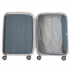 چمدان دلسی مدل Misam  -نمای داخل