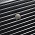 چمدان دلسی - کالکشن کامارتین پلاس-کد207882100-نمای نزدیک از لوگوی دلسی درج شده روی بدنه چمدان