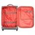 نمای باز شده از بالا از چمدان دلسی مدل for once - کد 237281011
