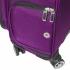 چمدان دلسی Helium Cruise - سه سایز - نمای نزدیک از چرخ ها