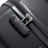 نمای زیپ چمدان دلسی مدل PLANINA - کد 351581000