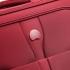 چمدان دلسی مدل 353482104 نمای لوگو از نزدیک