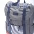 کوله پشتی-دلسی-مدل-ARDENT-زیتونی-نمای-سه-بعدی-و-جیب-موبایل