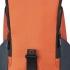 کوله-پشتی-دلسی-مدل-secuflap-نارنجی-202061025-نمای-زیپ-و-سگک