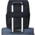 کوله-پشتی-دلسی-مدل-securban-مشکی-333460300-نمای-نصب-شده-روی-دسته-چمدان