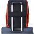 کوله-پشتی-دلسی-مدل-securban-نارنجی-333460325-نمای-نصب-شده-روی-دسته-چمدان
