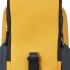 کوله-پشتی-دلسی-مدل-securflap-زرد-202061015-نمای-پشت-و-سگک