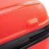 چمدان دلسی مدل BELMONT PLUS سایز کابین قرمز رنگ- نمای زیرین