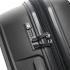 چمدان دلسی مدل BELMONT PLUS سایز متوسط - زیپ در حالت بسته