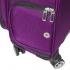 چمدان دلسی مدل 215182008 نمای چرخ