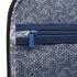 چمدان دلسی مدل 346881104 نمای زیپ داخل چمدان
