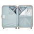 چمدان دلسی مدل 100482117 نمای داخل چمدان