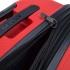 چمدان-دلسی-مدل-belmont-plus-نارنجی-386180414-نمای-زیپ-باز-شده