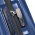 چمدان-دلسی-مدل-cactus-آبی-218082002-نمای-زیپ