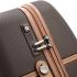 چمدان-دلسی-مدل-chatelet-air-شکلاتی-167281006-نمای-زیپ
