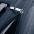 چمدان-دلسی-مدل-clavel-آبی-384580102-نمای-زیپ-باز-شده