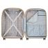 چمدان-دلسی-مدل-clavel-زرد-384582005-نمای-داخل