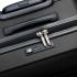 چمدان-دلسی-مدل-segur-مشکی-205880400-نمای-زیپ