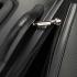 چمدان-دلسی-مدل-segur-مشکی-205883000-نمای-زیپ-باز-شده