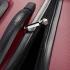چمدان-دلسی-مدل-segur-قرمز-205882204-نمای-زیپ-باز-شده