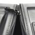چمدان-دلسی-مدل-turenne-خاکستری-162182011-نمای-زیپ-باز