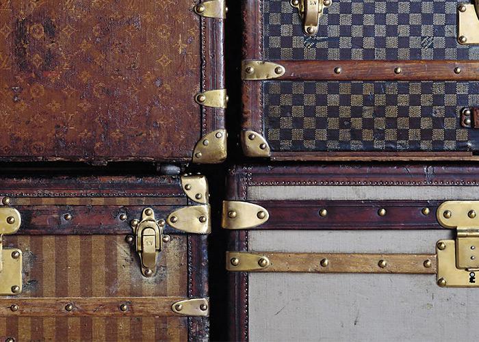 مروری بر تاریخچه چمدان