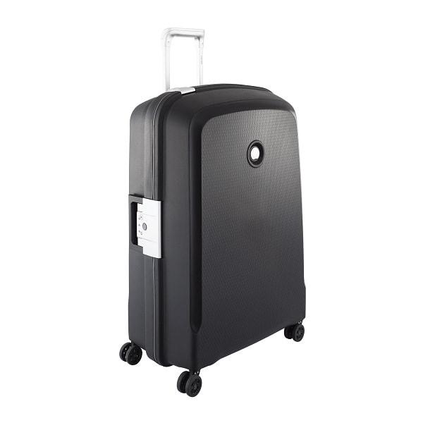 چمدان دلسی مدل Belfort Plus سایز بزرگ رنگ سیاه