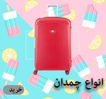 انواع چمدان دلسی 2