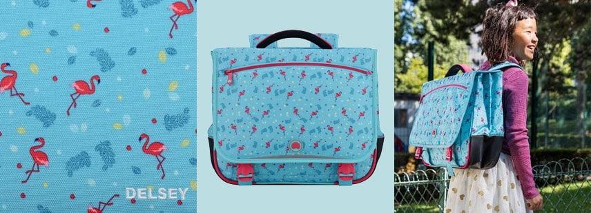 کیف مدرسه دلسی school bag