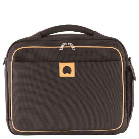 کیف لپ تاپ دلسی مدل Montholon سایز متوسط رنگ قهوه ای