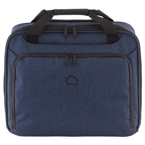 کیف بیزینسی دلسی مدل espland سایز کوچک رنگ آبی