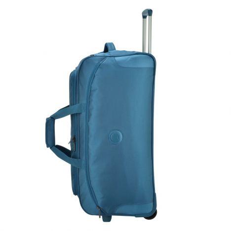 ساک چرخ دار دلسی مدل U_Lite classic 2سایز بزرگ رنگ آبی