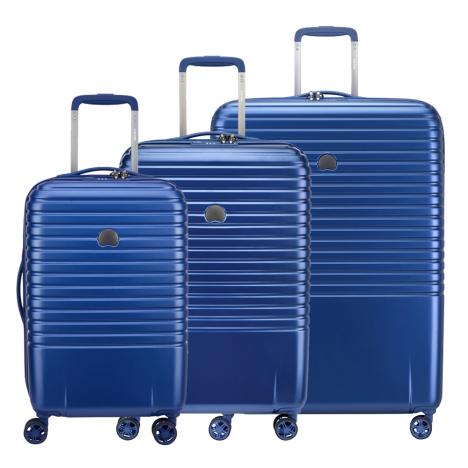 مجموعه سه عددی چمدان دلسی مدل CAUMARTIN PLUS