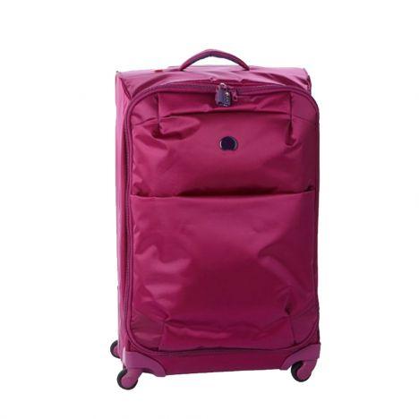 چمدان دلسی مدل  for once سایز متوسط رنگ بنفش