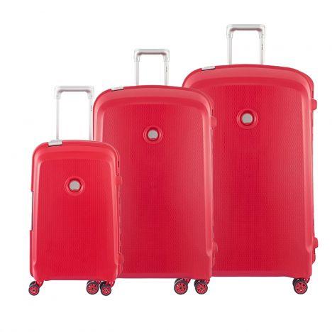 مجموعه سه عددی چمدان دلسی مدل Belfort Plus