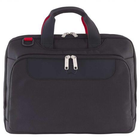 کیف لپ تاپ دلسی مدل Parvis سایز کوچک رنگ سیاه