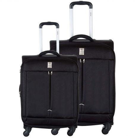 مجموعه دو عددی چمدان دلسی مدل Flight