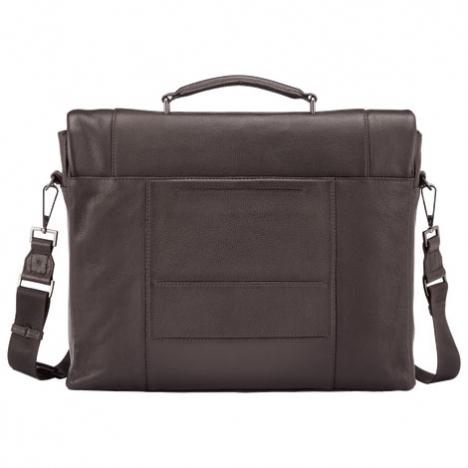 نمای روبه رو از کیف لپ تاپ دلسی مدل Bellecour