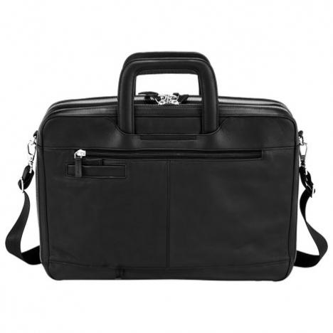 نمای پشت کیف لپ تاپ دلسی مدل Bellecour