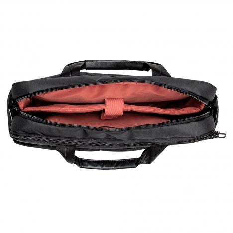 نمای از بالای کیف لپ تاپ دلسی مدل Bellecour