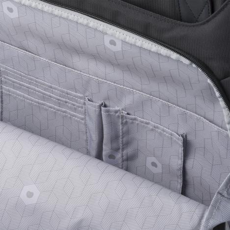 کیف لپ تاپ دلسی مدلBellecour نمای جیب داخل