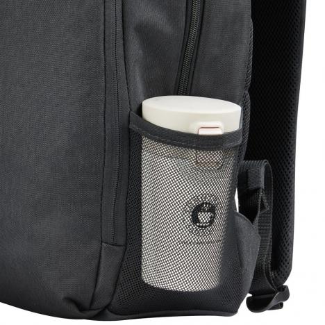کوله پشتی دلسی مدل Esplande  3- نمای-جیب بطری آب
