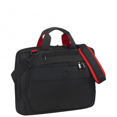 کیف-لپ-تاپ-دلسی-مدل-PARVIS-PLUS-کد-00394416000-از-نمای-سه-رخ