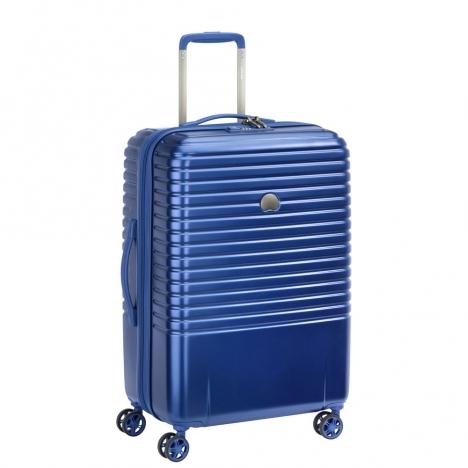 چمدان دلسی مدل 207802 نمای سه رخ