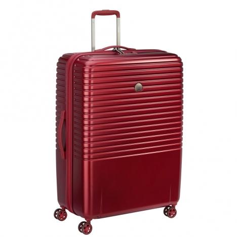 چمدان دلسی - کالکشن کامارتین پلاس-کد207882104-نمای سه رخ از چمدان
