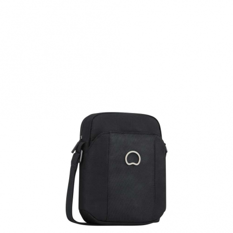 کیف دوشی دلسی مدل PICPUS -کد 335410800-نمای سه رخ