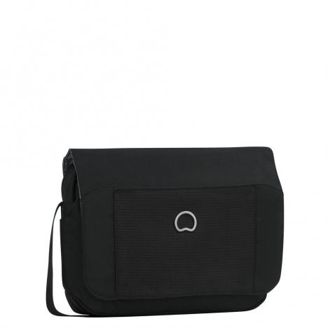 کیف دوشی دلسی مدل PICPUS- کد 335414500 - نمای سه رخ