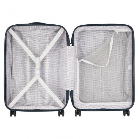 چمدان دلسی - کالکشن کامارتین پلاس-کد207881000-نمای باز شده از بالا