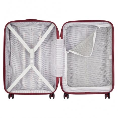 چمدان دلسی - کالکشن کامارتین پلاس-کد207881004-نمای باز شده چمدان از بالا