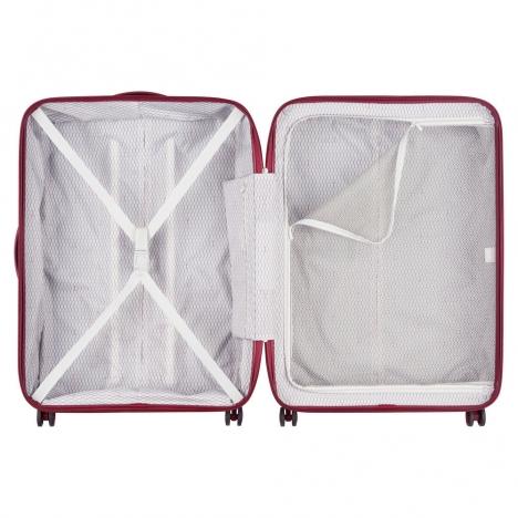 چمدان دلسی - کالکشن کامارتین پلاس-کد207882104-نمای نزدیک از بالا از چمدان باز شده